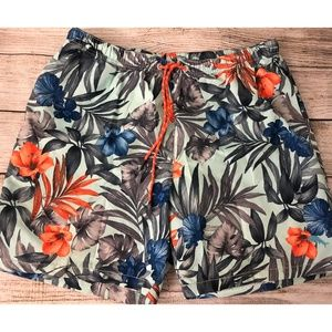 Tommy Bahama Swim - Tommy Bahama Large Relax Swim Trunks Board Shorts